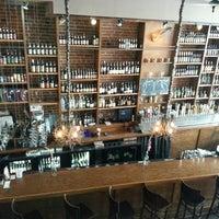 Photo taken at Bridge Tap House & Wine Bar by chartri l. on 4/13/2013