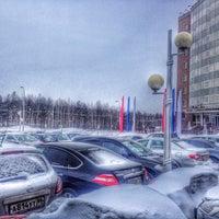 """Photo taken at НГДУ """"Федоровскнефть""""  Ул.Показаньева,2 by Daria K. on 2/4/2015"""