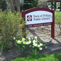 Photo taken at Town of Pelham Public Library by Town of Pelham Public Library on 4/1/2014