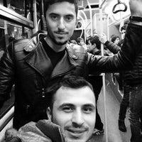 Photo taken at Besiktas İett Otobusu by Erdem Y. on 12/19/2015