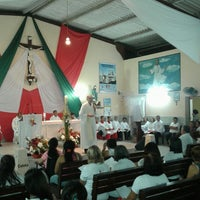 Photo taken at Igreja de São Marcos by Carlos M. on 4/23/2014