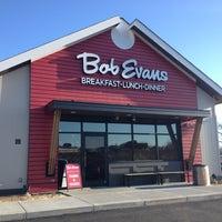 Photo taken at Bob Evans Restaurant by Alex G. on 2/27/2014