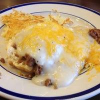 Photo taken at Bob Evans Restaurant by Alex G. on 7/18/2013