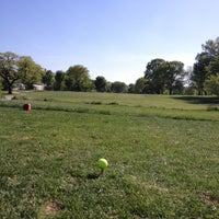 Photo taken at Carroll Park Golf Course by Gary B. on 5/5/2013