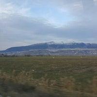 Photo taken at K.Maraş-Önsen Kasabası Yolu by Yakup A. on 1/28/2016