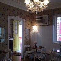 Photo taken at Café Café Bistrô by Antonio M. on 10/26/2013