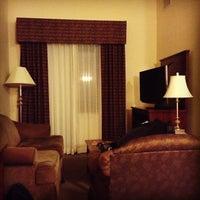 Photo taken at Staybridge Suites Baton Rouge-Univ At Southgate by Tung P. on 3/14/2013