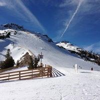 Photo taken at Mammoth Mountain Ski Resort by Ted M. on 12/8/2012