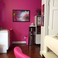 Photo taken at Cute Tips Nail Salon by Gabby C. on 2/28/2013