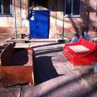 "Photo taken at кафе ""Диван"" by Evgeniy G. on 4/18/2014"