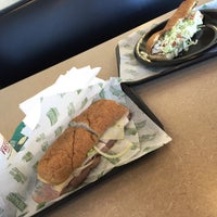 Photo taken at Goodcents Deli Fresh Subs by Maggie O. on 11/3/2015