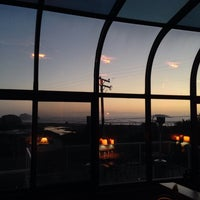 Photo taken at Bandon Bills Seafood Grill by Maggie O. on 9/27/2013