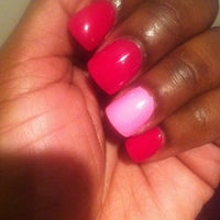 Photo taken at Pearl Nails Club Inc. by GiGi on 3/20/2013