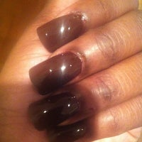 Photo taken at Pearl Nails Club Inc. by GiGi on 1/6/2013