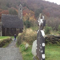 Photo taken at Glendalough Visitor Centre by Fepe on 11/13/2012