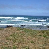 Photo taken at MacKerricher State Beach by Sue R. on 5/24/2014