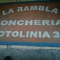 Foto tomada en La Rambla por Yamily C. el 1/3/2013