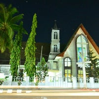 Photo taken at Gereja Koinonia by Evan M. on 6/16/2014