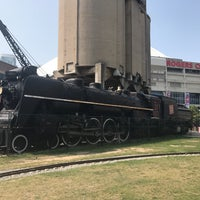 Photo taken at Toronto Railway Heritage Centre by Diana A. on 9/17/2017