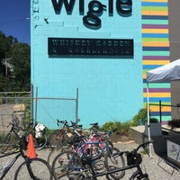... Photo Taken At Wigle Whiskey Garden U0026amp;amp; Barrel House By Ayla S.  ...