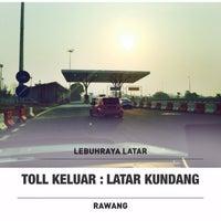 Photo taken at LATAR Hiway-Kundang Entrance by 'theFLAME -. on 7/21/2014