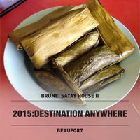 Photo taken at Brunei Satay House II by 'theFLAME -. on 6/12/2015