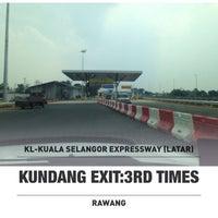 Photo taken at LATAR Hiway-Kundang Entrance by 'theFLAME -. on 7/23/2014