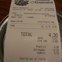 Foto tomada en Restaurante Monteverdi por JUAN FELIX I. el 5/15/2014