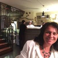 Foto diambil di Cucineria La Mattonaia oleh Marco M. pada 9/9/2015