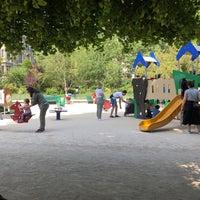 Photo prise au Aire de jeux du Parc Monceau par Theo V. le5/20/2018