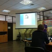 Photo taken at Капитал-Консалтинг by Ira B. on 4/30/2014