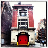 Photo taken at Ghostbusters Headquarters by Hans H. on 7/1/2013