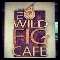 Photo taken at The Wild Fig by Hans H. on 4/11/2013