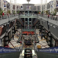 Photo taken at Menlyn Park Shopping Centre by Hans H. on 1/8/2013