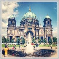 7/13/2013 tarihinde Hans H.ziyaretçi tarafından Berlin Katedrali'de çekilen fotoğraf