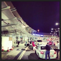 Photo taken at T1 International by Hans H. on 4/14/2013