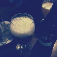 Photo taken at Nokta pub by Erdem A. on 10/31/2014