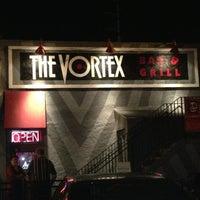 1/12/2013 tarihinde Matt S.ziyaretçi tarafından The Vortex Bar & Grill'de çekilen fotoğraf