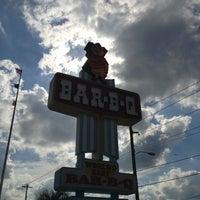 Photo taken at Maurice's BBQ Piggie Park by Matt S. on 10/18/2012