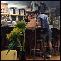 Photo taken at Jobot Coffee by O K. on 3/31/2016