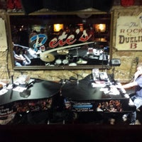 Photo taken at Pete's Dueling Piano Bar by Ray D. on 7/26/2013