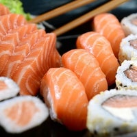 Photo taken at Sushi+, доставка японской кухни by Маша on 11/25/2014