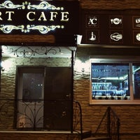 Photo taken at Aft cafe by Маша on 8/1/2014