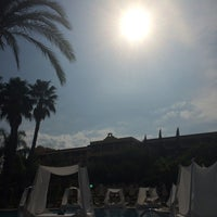 Photo taken at Hotel La Quinta Golf Resort & Spa Marbella by Charlotte G. on 9/26/2014