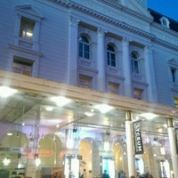 Photo taken at Royal Lyceum Theatre by Kimberly S. on 10/2/2016