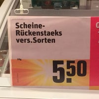 Photo taken at REWE by adastra on 7/5/2014