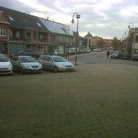 Photo taken at Kontich Kazerne by Thomas V. on 11/18/2012