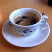 Photo taken at Café am Bahnhof by Gerbert on 10/26/2012