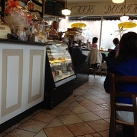 Photo taken at Caffe Doria by Jorge L. on 12/4/2013