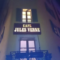 Photo taken at Jules Verne by Rio G. on 5/28/2014